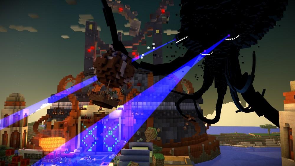 دانلود بازی Minecraft Story Mode Episode 4 برای Pc یاس