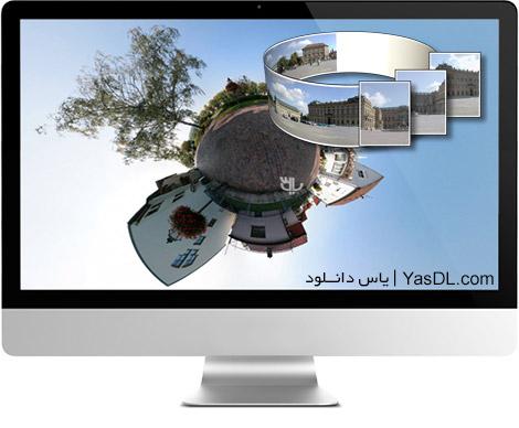 دانلود PanoramaStudio Pro 3.0.0.206 + Portable - ساخت تصاویر پانوراما