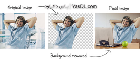 دانلود Photo Background Remover 1.4 - حذف بک گراند تصاویر