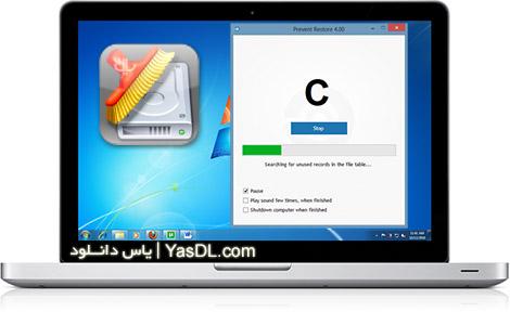 دانلود Prevent Restore 4.13 Final + Portable - حذف دائمی اطلاعات