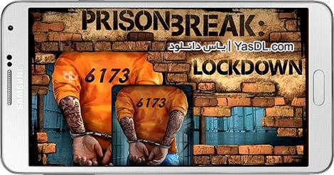 دانلود بازی Prison Break Lockdown 1.03 - فرار از زندان برای اندروید