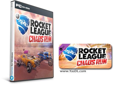 دانلود بازی Rocket League Chaos Run برای PC