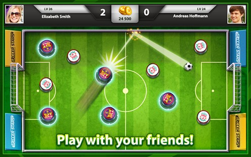 Soccer Stars 5.0.1 Soccer Stars Game For Android