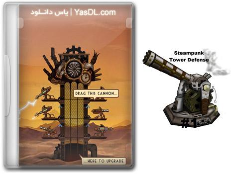 دانلود بازی کم حجم Steampunk Tower برای کامپیوتر