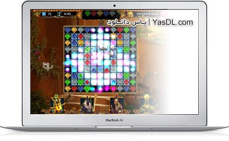 دانلود بازی کم حجم Treasures of Egypt برای کامپیوتر
