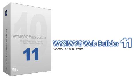 دانلود WYSIWYG Web Builder 11.0.2 + Extensions - نرم افزار ساخت وب سایت
