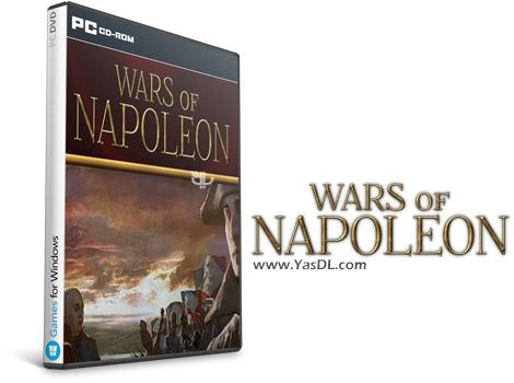 دانلود بازی Wars Of Napoleon برای PC | یاس دانلود