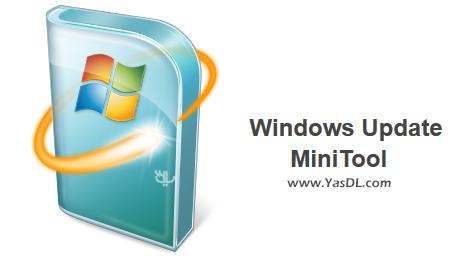 دانلود Windows Update MiniTool 25.12.2015 x86/x64 - دریافت آپدیت های ویندوز
