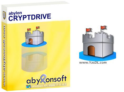 دانلود abylon CRYPTDRIVE 14.30.09.1 + Portable - حفاظت از اطلاعات