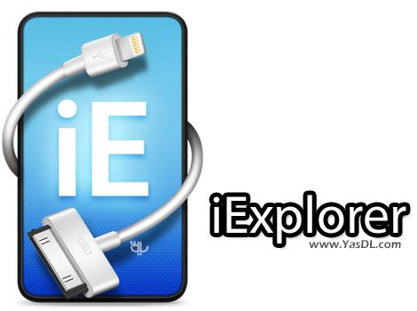 دانلود iExplorer 3.9.0.0 for Windows - مدیریت گوشی های آیفون