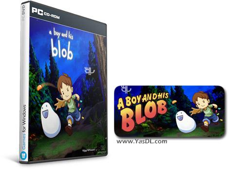 دانلود بازی A Boy and His Blob برای PC