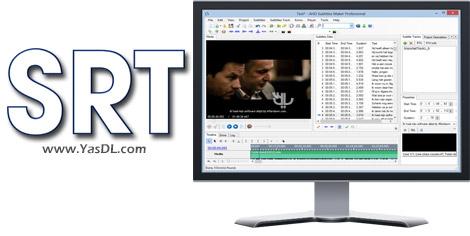 دانلود AHD Subtitles Maker Professional 5.12.12 Final + Portable - ساخت و ویرایش زیرنویس