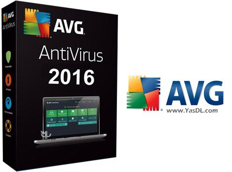 دانلود AVG Antivirus 2016 16.41.7441 x86/x64 آنتی ویروس ای وی جی