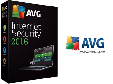 دانلود AVG Internet Security 2016 16.41.7442 x86/x64 - نرم افزار اینترنت سیکوریتی