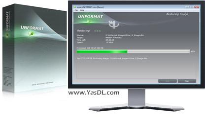 دانلود Active Unformat Professional 4.0.7.2 - بازیابی اطلاعات