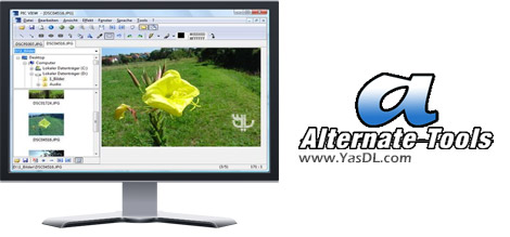 دانلود Alternate Pic View 2.130 - مشاهده و ویرایش تصاویر