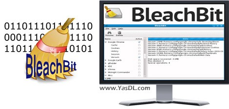دانلود BleachBit 1.10 Final + Portable - آزادسازی فضای هارد دیسک