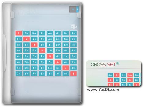 دانلود بازی کم حجم Cross Set برای کامپیوتر