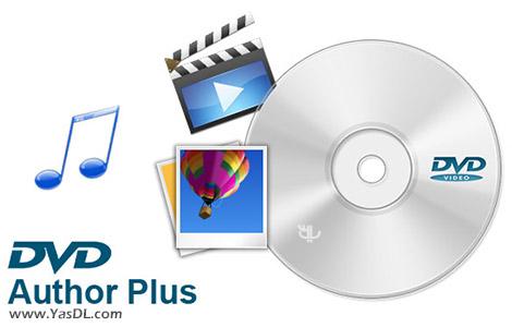 دانلود DVD Author Plus 3.14 - نرم افزار رایت و ایمیج گیری از CD/DVD