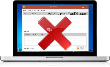 دانلود DeadLock 1.3.0 Final - پاک کردن فایل های غیرقابل حذف در ویندوز