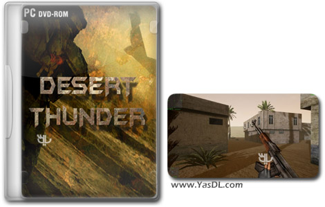 دانلود بازی Desert Thunder Strike Force برای PC