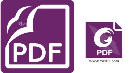 دانلود Foxit PhantomPDF Business 7.3.4.311 + Portable - نرم افزار ویرایش فایلهای PDF