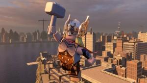 LEGO MARVELs Avengers4