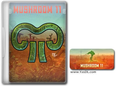 دانلود بازی Mushroom 11 برای PC