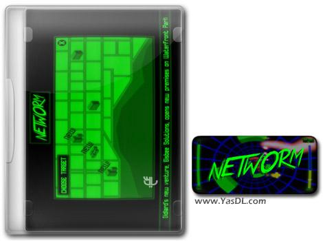 دانلود بازی کم حجم Networm برای کامپیوتر