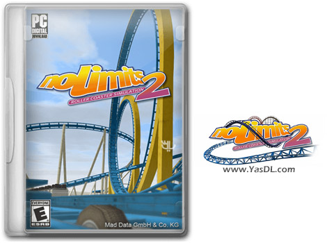 دانلود بازی NoLimits 2 Roller Coaster Simulation برای PC