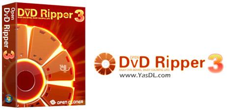 دانلود Open DVD Ripper 3.90 Build 516 - نرم افزار ریپ دیسک های DVD