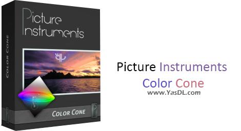 دانلود Picture Instruments Color Cone 1.1 - نرم افزار اصلاح تصاویر