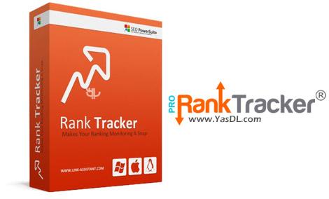 دانلود Rank Tracker Professional 7.11.4 - بهبود رتبه و وضعیت سئوی وبسایت