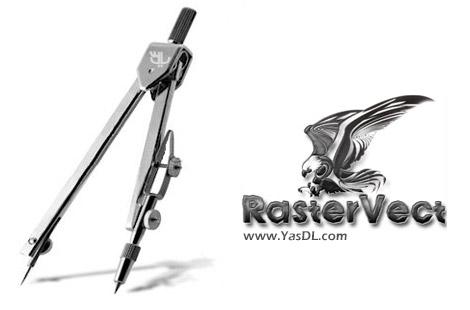 دانلود RasterVect 22.2 - نرم افزار تبدیل تصاویر رستر به وکتور