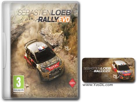 دانلود بازی Sebastien Loeb Rally EVO برای PC