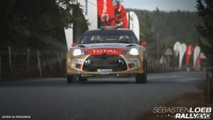 Sebastien Loeb Rally EVO2