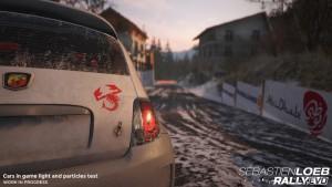 Sebastien Loeb Rally EVO3