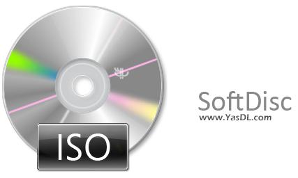 دانلود SoftDisc 3.0.3.349 - نرم افزار رایت انواع دیسک ها