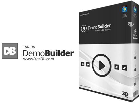 دانلود Tanida Demo Builder 11.0.4.0 - ساخت فیلم های آموزشی