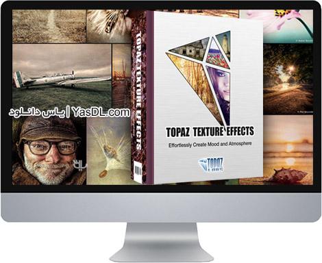 دانلود Topaz Texture Effects 1.1.0 x64 - پلاگین افکت تکسچر برای فتوشاپ