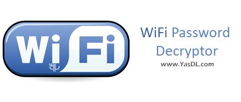 دانلود WiFi Password Decryptor 5.0 + Portable - بازیابی رمزهای WiFi