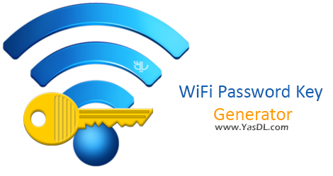 دانلود WiFi Password Key Generator 5.0 Final + Portable - تولید رمز WiFi