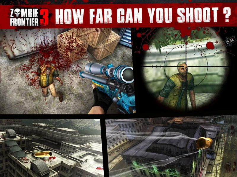 Zombie Frontier 3 2.36 Game For Android + Infinite Version