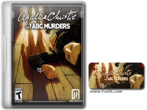 دانلود بازی Agatha Christie The ABC Murders برای PC