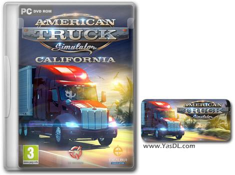 دانلود بازی American Truck Simulator برای PC