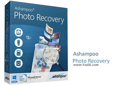 دانلود Ashampoo Photo Recovery 1.0.1 - نرم افزار ریکاوری تصاویر