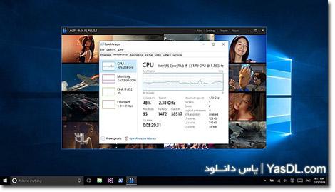 دانلود Awesome Video Player 1.0.5.1 - پخش چندین فایل ویدیویی در یک پنجره