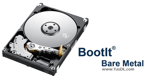 دانلود BootIt Bare Metal 1.32 Retail - نرم افزار مدیریت پارتیشن ها