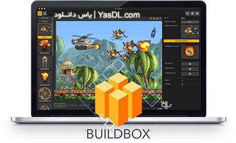 دانلود BuildBox 1.3.6 Build 29 - ساخت بازی بدون نیاز به دانش برنامه نویسی !
