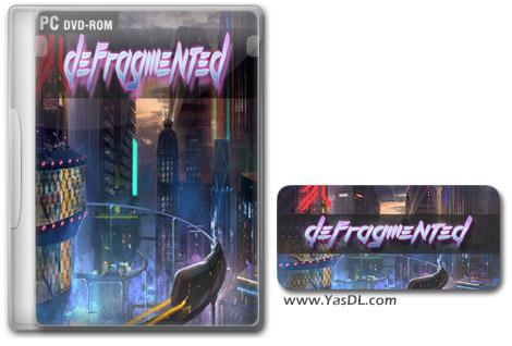 دانلود بازی Defragmented برای PC